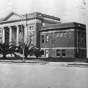 Old Chico High School