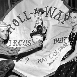 Circus themes Roll-a-Way 8's square dance