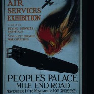 Official air services exhibition in aid of the Flying Services Hospitals & ...