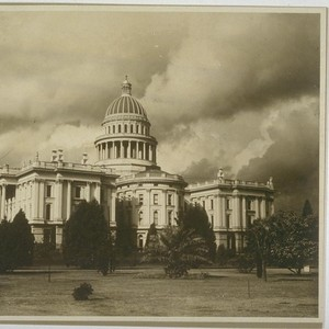 California State Capital - Sacramento