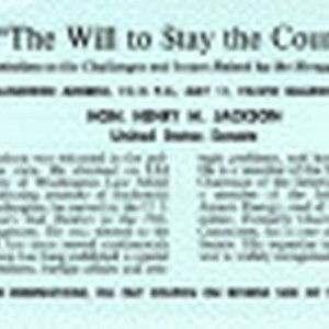 """The Will to Stay the Course': A Presentation on the Challenges and ..."