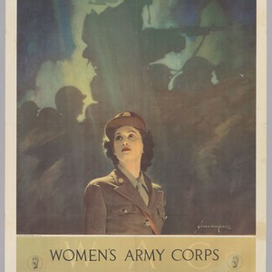 Mine eyes have seen the glory: Women's Army Corps: Army of the ...
