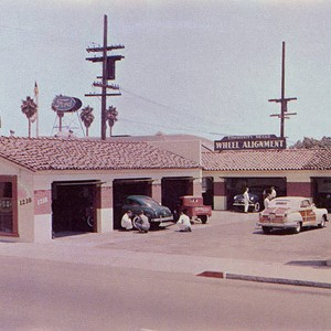 Community Brake and Speedometer Service at 1218 Santa Monica Blvd., Santa Monica, ...