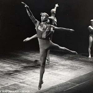 San Francisco Ballet dancers in Christensen's St. George and the Dragon, circa ...