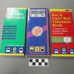 """Sacramento Bus & Light Rail Timetables"""