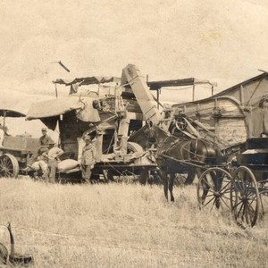 The Bell Combined Harvester
