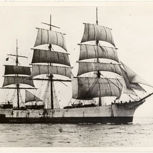 "[Sailing ship ""Valkyrien""]"