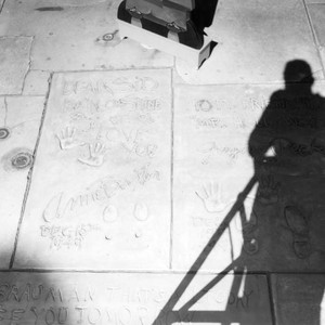 Gregory Peck, Grauman's Chinese Theater