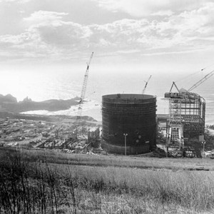 Construction of Diablo Canyon Nuclear Plant