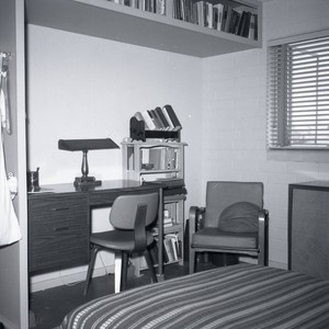 Dorm room, Claremont McKenna College