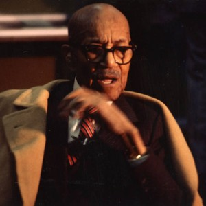 Eubie Blake Attends African American Living Legends Program