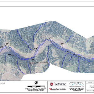 Condit Hydroelectric Project Decommissioning, Post-Reservoir-Dewatering Assessment Report- Appendix D- Photo Point Map ...