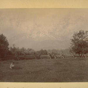 Mt. Shasta (14,440 ft.) from Sisson's. 1883