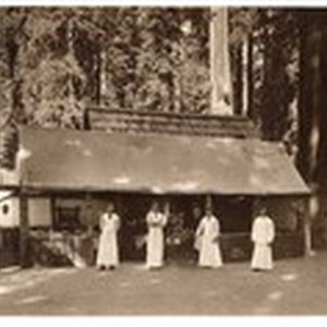[Yosemite open air dining room]