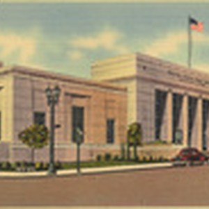 Post office, Hollywood, Calif., T546