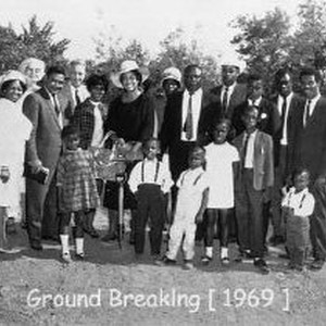 Ground Breaking for the Mt. Moriah A.O.H. Church of Christ The Taber ...