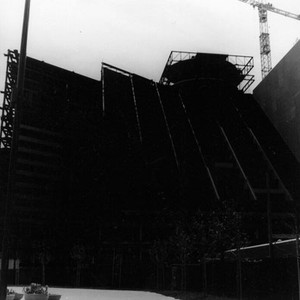 [Construction of the Hyatt Regency Hotel]