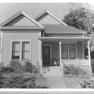 1895 Queen Anne house in the Calder Addition, at 7148 Calder Avenue, ...