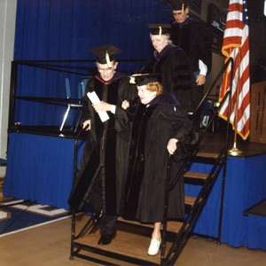 Commencement--Seaver College and School of Business and Management