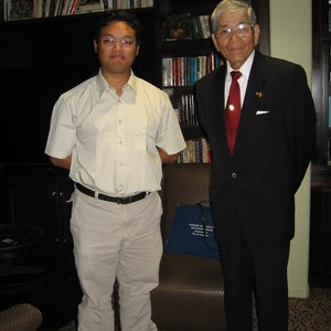 Oral History of Joseph Ba Pham