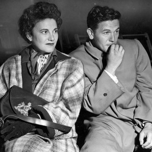 John Garfield and wife