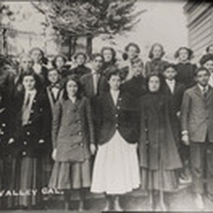 Summit School class of 1910