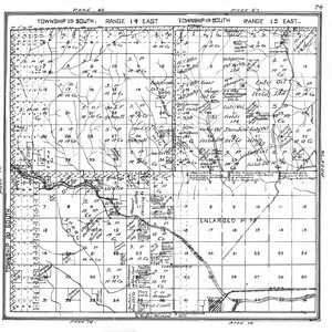 Atlas of Fresno County, California