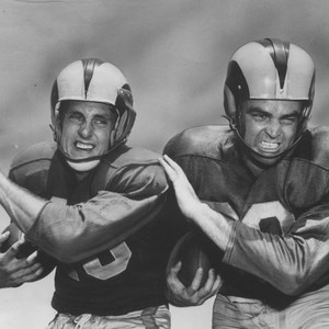 Rambunctious Rams, Elroy Hirsch and Tom Fears