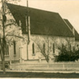 Episcopal Church, Woodland, Cal