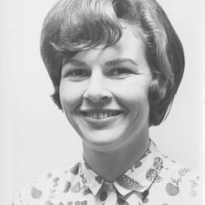 Portrait of Janet Murch Talamantes, Petaluma, California, about 1963