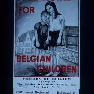 Save clothes for Belgian children