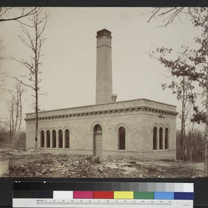 Coal-fired power plant for Yerkes Observatory