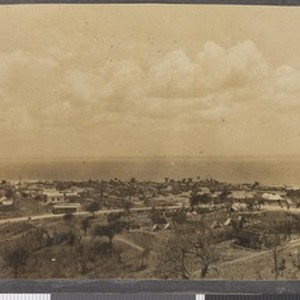 Pemba, Mozambique, January 1918