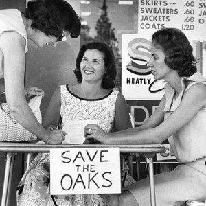 Save the oaks petition