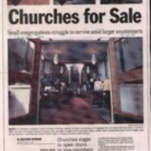 Churches for Sale