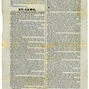 Preamble and by-laws of the Sacramento Navigation and Mining Company