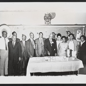 Norman O. Houston Birthday Celebration, Chicago District Office