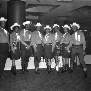 """Cowboys,"" Los Angeles, 1967"