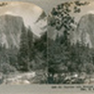 El Capitan and Merced River, Yosemite Valley, Cal., U. S. A., 5008