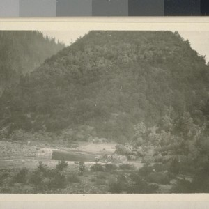 Sugar Loaf Peak, junction of Salmon and Klamath Rivers; 22 Septemer 1918; ...
