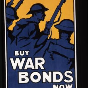 Buy war bonds now
