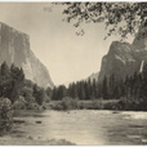 [Yosemite Valley views] (2 views)