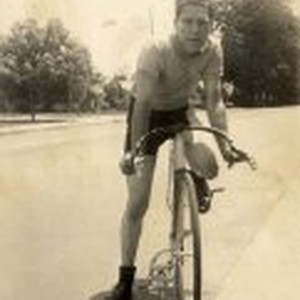 Vince Gatto on Bicycle