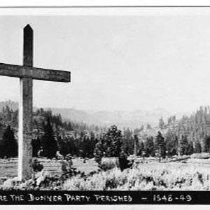 Donner Lake where Donner Party Perished