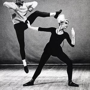 Barbara Begany and another dancer in Herst's Highway 101, 1965