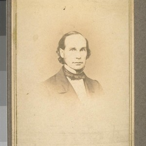 Rev. Samuel H. Willey, Vice Pres. College of Cal. [College of California]