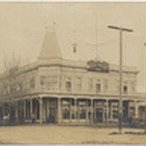 [Russ House Hotel, Newman, Stanislaus Co.]