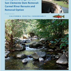 An Alternatives Assessment & Conceptual Design for the San Clemente Dam Removal: ...