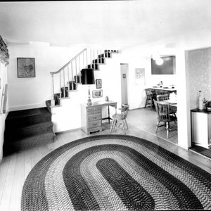 Unidentified Sonoma County home interior