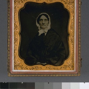 [Unidentified elderly woman.]